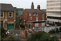 SP0198 : Corner of Goodhall Street and Freer Street by Derek Bennett