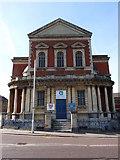 TQ3266 : West Croydon Baptist Church by Peter Trimming