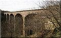 NT8743 : Twizel Viaduct by Walter Baxter