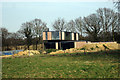 """TQ8547 : """"Grand Designs"""", Crumps Lane, Ulcombe, Kent by Oast House Archive"""