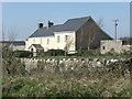 SS9269 : Lan Farm, Marcross. by Mick Lobb