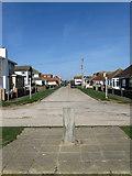 TQ4000 : Horsham Avenue by Simon Carey