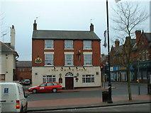 SK3950 : The White Lion Pub by JThomas
