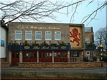 SK3950 : The Red Lion Pub by JThomas
