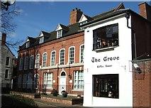 SJ9223 : The Grove, St Mary's Place by Simon Huguet