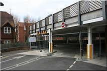 SU3988 : Shut off car park by Bill Nicholls