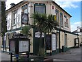 SX9265 : The Dolphin Inn, St Marychurch precinct by Joan Vaughan