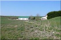 ST6700 : Equestrian Building, Pound Farm by Nigel Mykura