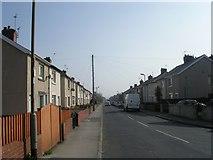 SE5023 : Broomhill Avenue - Womersley Road by Betty Longbottom