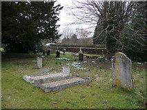 SU5846 : Dummer - Graveyard by Chris Talbot
