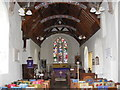 TM3556 : Altar of St.Peter's Church, Blaxhall by Adrian Cable