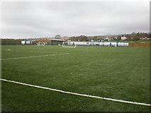 SD6509 : Bolton Wanderers Eddie Davies Football Academy, Artificial training pitch by Alexander P Kapp