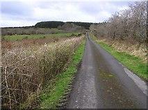 H6160 : Knockonny Road by Kenneth  Allen