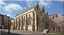 TQ3181 : Temple Church, Temple, London EC4 by John Salmon