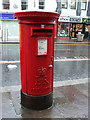 H4572 : Post Box, High Street, Omagh by Kenneth  Allen