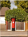 SU1008 : Verwood: postbox № BH31 62, Woodlinken Drive by Chris Downer