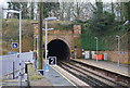 TQ5839 : The Grove Tunnel, Tunbridge Wells Station by N Chadwick