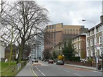 TQ3266 : Street Scene, Wellesley Road, Croydon by Peter Trimming