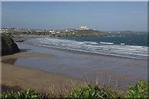 SW8162 : Tolcarne Beach by Stephen McKay