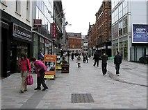 J3374 : Arthur Street, Belfast by Kenneth  Allen