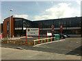 SK5337 : Highfields Fire Station by David Lally