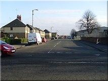 NS6262 : Duchess Road by Stephen Sweeney