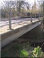 TQ7049 : Mill Lane Bridge by David Anstiss