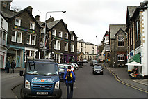 NY3704 : The Queens Hotel, Ambleside by David Long