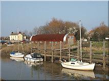 TA0623 : Barrow Haven by David Wright