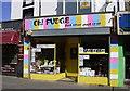 "SD4364 : ""Fudge - and other good stuff"",  6 Queen Street , Morecambe LA4 5EG by Robert Wade"