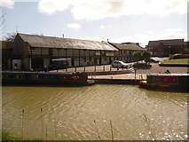 SU0061 : Devizes: the wharf by Chris Downer