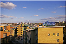 NZ2564 : Rooftops, Newcastle-upon-Tyne by Christine Matthews