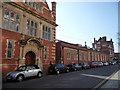 SU8650 : Aldershot post office by Chris Gunns