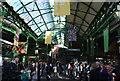 TQ3280 : Inside Borough Market by N Chadwick