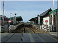 SH6115 : Barmouth Station by Bob Abell