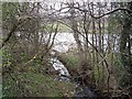 NY5146 : Confluence of Hall Beck and the River Eden by Oliver Dixon