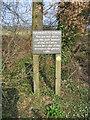 SU6655 : Permissive Footpath by Sandy B