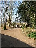 TQ0215 : Quell Farm House by Simon Carey