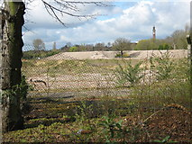 SP0683 : Remains of The BBC Televison Studios, Pebble Mill by Roy Hughes