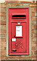 TF5103 : George VI postbox by Evelyn Simak