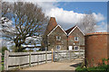 TQ5240 : Mitre Oast, Fordcombe Road, Fordcombe, Kent by Oast House Archive