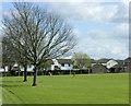 ST6667 : 2009 : Manor Road Playing Field, Keynsham by Maurice Pullin