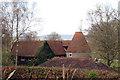TQ4943 : Truggers Oast, Chiddingstone, Kent by Oast House Archive