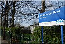 TQ7668 : Marlborough Rd Annexe by N Chadwick