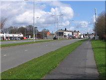SJ5687 : Warrington Road   Penketh by Brian Balfe
