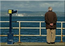 J5082 : The old man and the sea by Ross