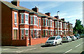 SJ8098 : Terraced houses, Seedley Park Road by Geoff Royle