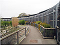 TQ4714 : Aviaries at Raystede by Oast House Archive