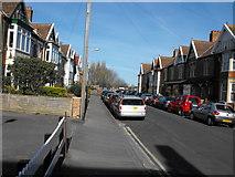 ST3049 : Fine Edwardian houses In Dunstan  Road by Ant Basterfield