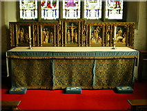 SD5192 : Holy Trinity Church, Kendal, Altar by Alexander P Kapp